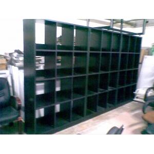 9成新黑色书架
