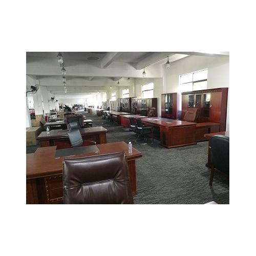 广州二手老板桌,二手办公家具