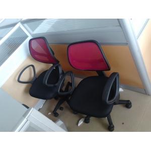 8成新红+黑网型电脑椅